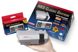 Nintendo's next console is a miniature NES with 30 built-in games