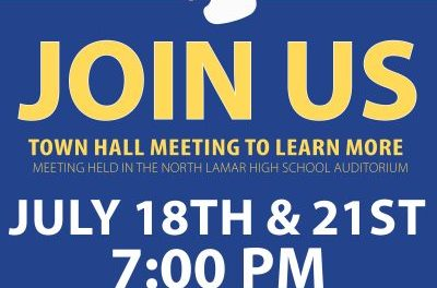 First NLISD Town Hall meeting was positive, but also met with some concerns