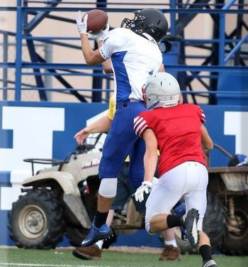Boys of fall photo gallery – Prairiland/Rivercrest scrimmage