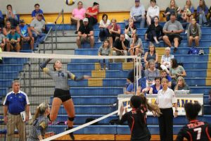 Pantherettes dominate Texas High in Home Opener