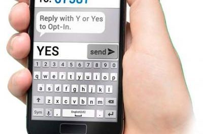 Parents and Guardians can take advantage of PISD text messaging service
