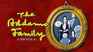 Paris Community Theatre presents The Addams Family Musical beginning August 4, 2016