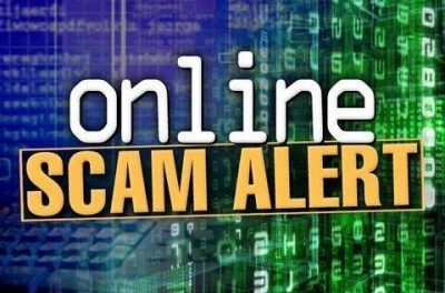 Sheriff's office warns residents of online scam