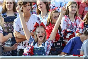 Prairiland Homecoming Pep Rally Photo Gallery