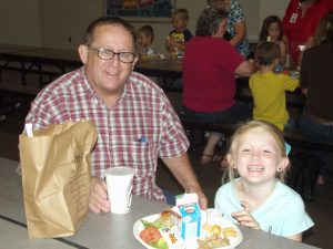 Chisum Elementary Grandparent's Day Luncheon