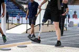 """The """"Cybathlon"""": a robotics-assisted Olympics for people with disabilities"""