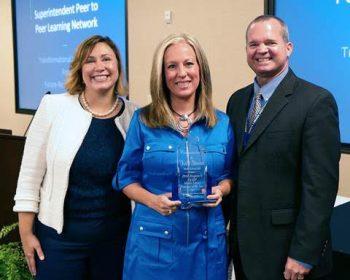 North Lamar Administrator Named Region 8 TASSP Middle School Principal of the Year