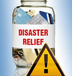 Paris PD warn residents of fraudulent charities asking for donations for recent hurricane victims