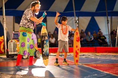 The circus comes to town tomorrow for the Lamar County Humane Association