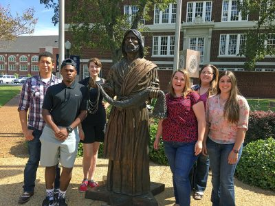PJC students attend honor society leadership conference