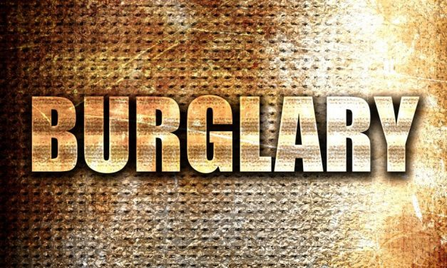 Two Burglaries on Pine Bluff Yesterday