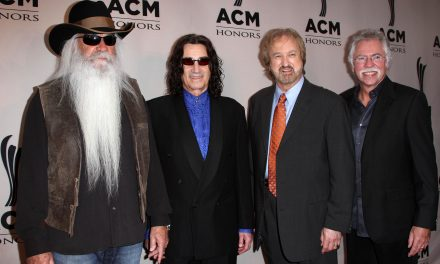Duane Allen and The Oak Ridge Boys in Paris to preview new movie on Sunday