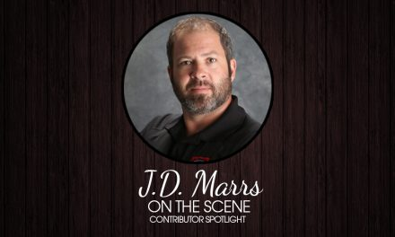 Contributor Spotlight – J.D. Marrs