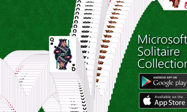 Classic Microsoft Solitaire comes to iOS and Android