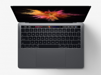 The new Macbooks are bringing the future a little too soon