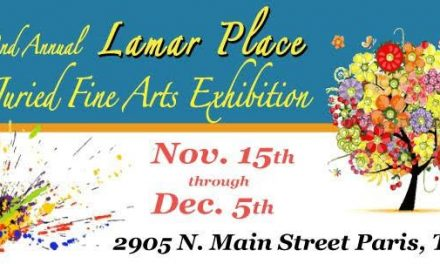 Lamar Place to host annual Art Exhibition