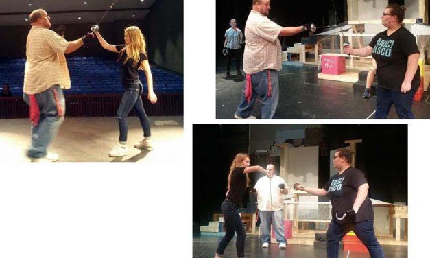 """Paris High School Theatre Dept. presents """"Peter Pan"""""""