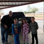 Chisum students lend a helping hand