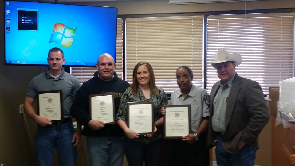 Sheriff's Department recognizes Civilian Employees of the ...