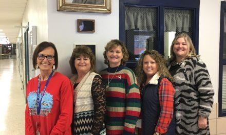 Thomas S. Justiss' Granddaughters Visit School Named After Him