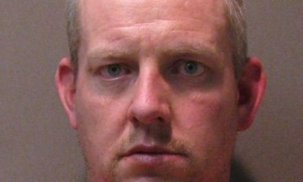 Alleged counterfeiter arrested
