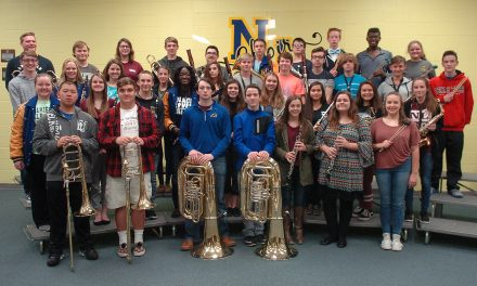 North Lamar Band Members advance to Area