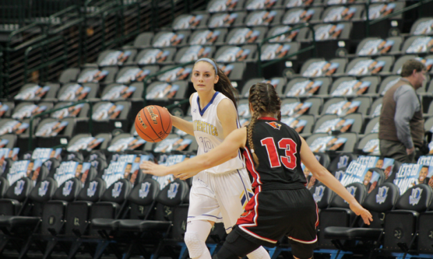 Pantherettes come up just short at AAC