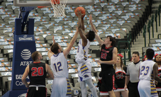 Deja Vu for North Lamar Panthers at American Airlines Center