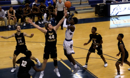 Cats Win Battle of State's No. 18s