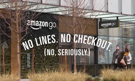 """Amazon Go is a """"Just Walk Out"""" Shopping Experience"""
