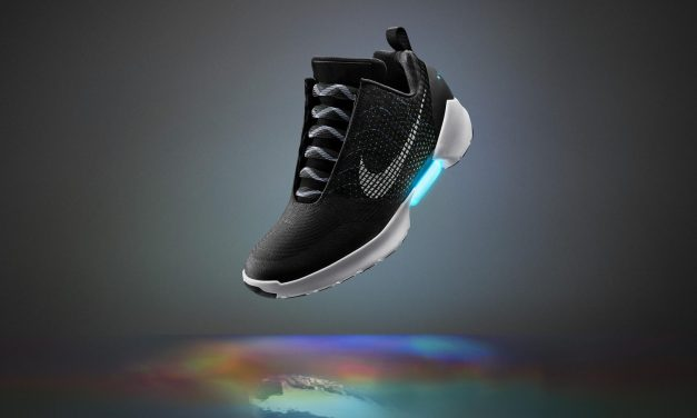 Nike HyperAdapt is a self-lacing shoe that's not just a novelty anymore