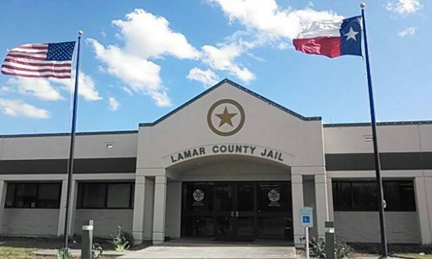 Lamar County Sheriff's inmate booking report March 3, 2017