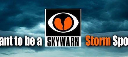 2017 Skywarn Storm Spotter Training this week