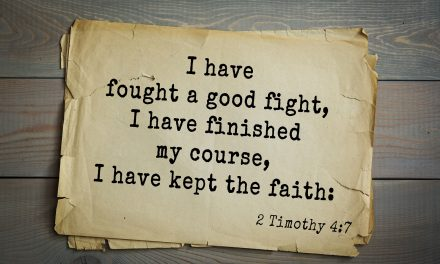 #FightFinishFaith – The Elite Always Have a Goal, a Reason, or a Purpose