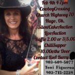 Doris Merritt Benefit set for February 4