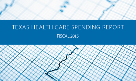 Texas Comptroller's Office Releases Health Care Spending Report