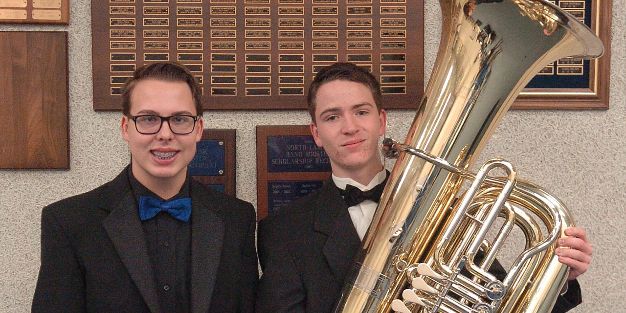 North Lamar Fine Arts Standouts named to All-State