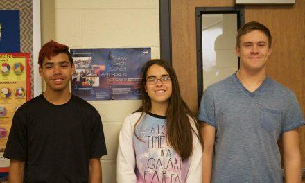 NASA Selects Paris High School Students for Texas High School Aerospace Scholars Program