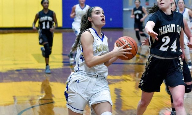 Pantherettes fall short in district opener
