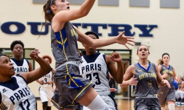 North Lamar Defeats Paris on Madison Morrison's Buzzer-Beater