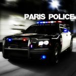 Paris PD arrest report April 24, 2017