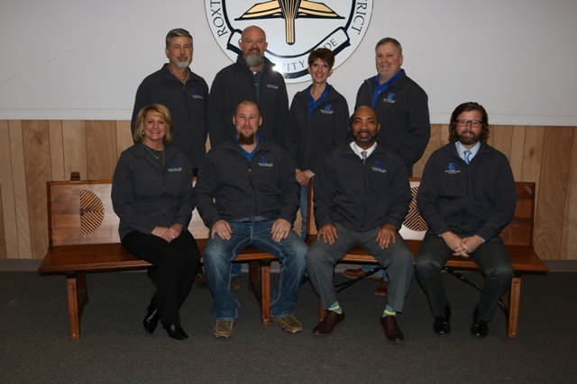 Roxton Board of Trustees recognized