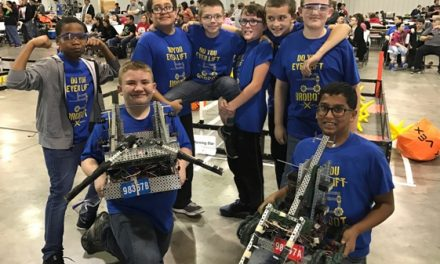 Head-to-Head Robotics engages student learning
