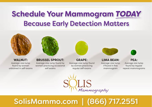 Turning 40 – What to Know Before Your First Mammogram: National Mammography Day