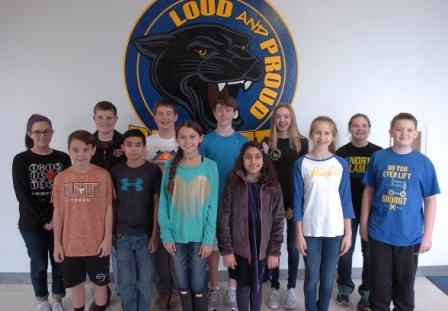 North Lamar Young Scientist Advance to Region