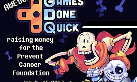 Speed running for charity is back this Sunday with Awesome Games Done Quick 2017