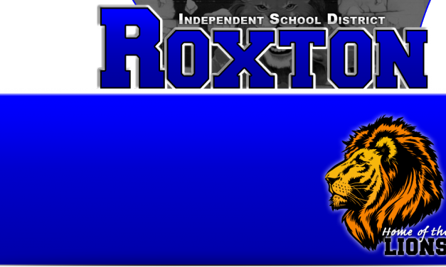 Roxton ISD Back to School Bash