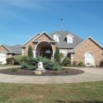 Country estate with upscale amenities