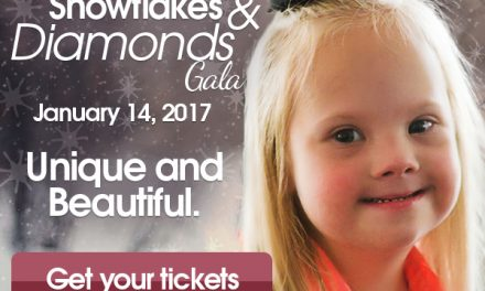 Snowflakes and Diamonds Gala benefiting the Red River Valley Down Syndrome Society