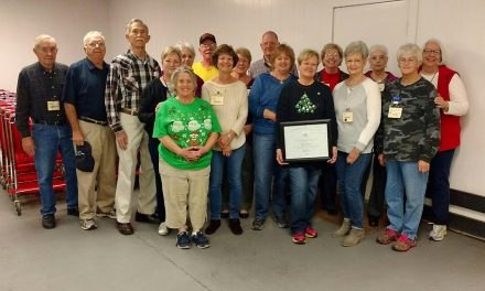 RSVP honors volunteers with lifetime achievement awards